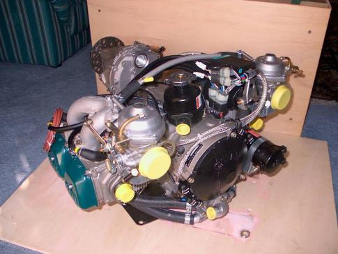 Rotax 912uls2 100hp 2013 Engine in Miami, Florida, United States (MIA)