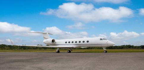 2008 Gulfstream G550 for Sale in Texas, United States