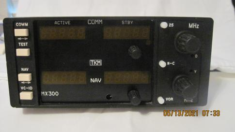 TKM MX 300 Nav/Com for sale in Ocala, Florida, United States (OCF)
