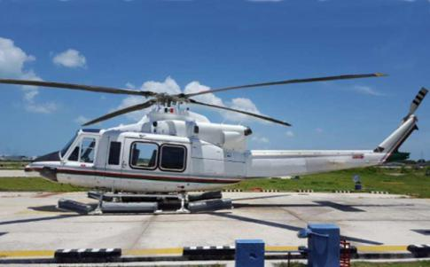 2012 Bell 412EP for Sale in Mexico