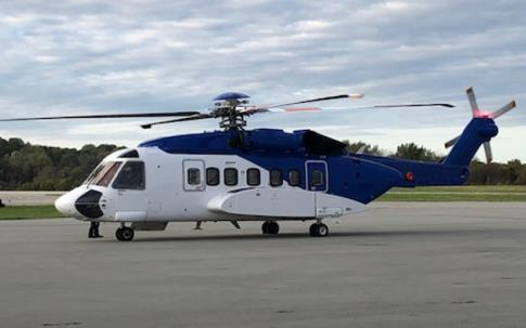 2013 Sikorsky S-92 for Sale in United States