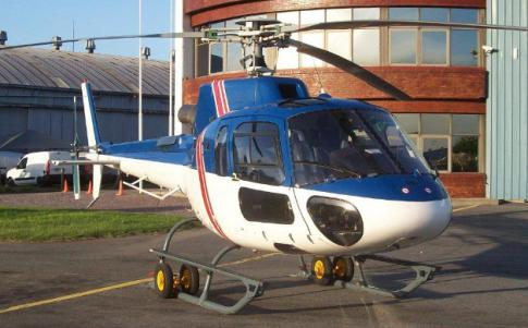 2000 Eurocopter AS 350B3 Ecureuil for Sale in Argentina
