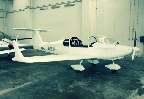 2016 Dova Aircraft DV-1 Skylark for Sale in Hradec Kralove, Czech Republic (LKHK)