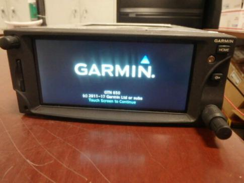 Garmin GTN 650 WAAS GPS NAV COM in California, United States