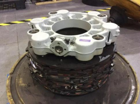 Honeywell Steel Brakes PN 2606672-4 in Oklahoma, United States