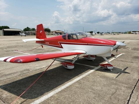 2005 Vans RV-7A for Sale in San Marcos, Texas, United States (KHYI)
