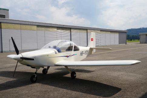 1997 Brändli BX-2 for Sale in Birrfeld, Switzerland (LSZF)