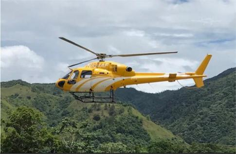 1999 Eurocopter AS 355N Ecureuil II for Sale in Fort Lauderdale, Florida, United States (KFXE)