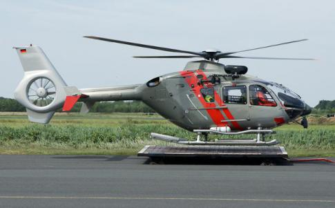 2009 Eurocopter EC 135P2+ for Sale in Germany