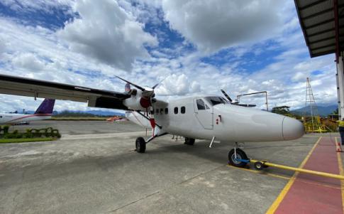 2012 de Havilland DHC-6-400 Twin Otter for Sale/ Lease in Australia