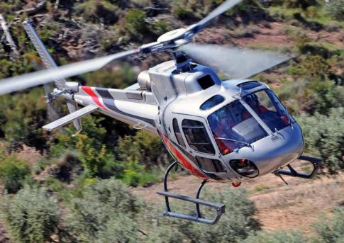 2022 Eurocopter AS 350B3e Ecureuil for Sale/ Lease in United Arab Emirates