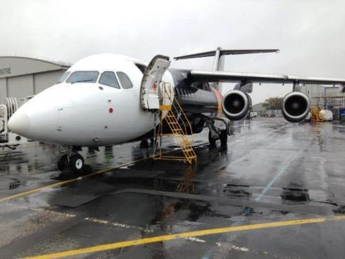 1990 BAe 146-200QC for Sale/ Lease/ ACMI Lease/ Wet Lease/ Damp Lease/ Dry Lease/ Charter/ Share/ Rental in Romania
