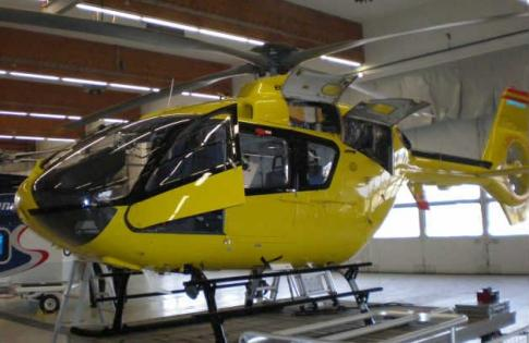 2005 Eurocopter EC 135P2 for Sale/ Lease in Brazil